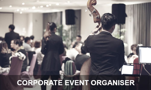 Corporate Event Organiser