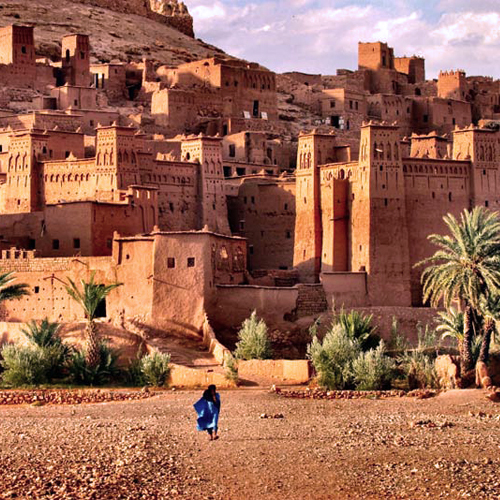 Muslim Packages AIT BENHADDOU MOROCCO