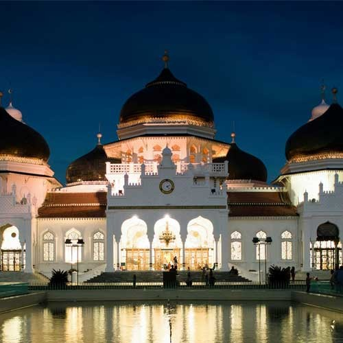 Muslim Packages Banda Aceh btn
