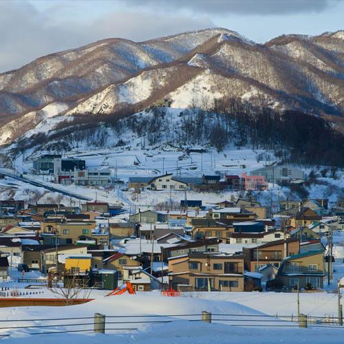 Travel to Japan Btn Hokkaido 2