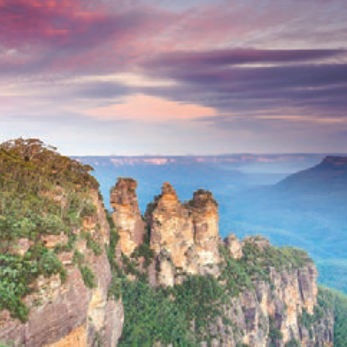 New South Wales Btn BLUE MOUNTAINS