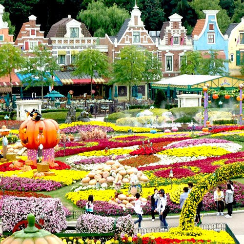 Muslim Packages EVERLAND THEME PARK