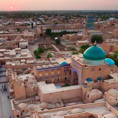 Muslim Packages Essence of Uzbekistan