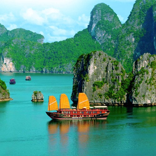 Muslim Packages HA LONG
