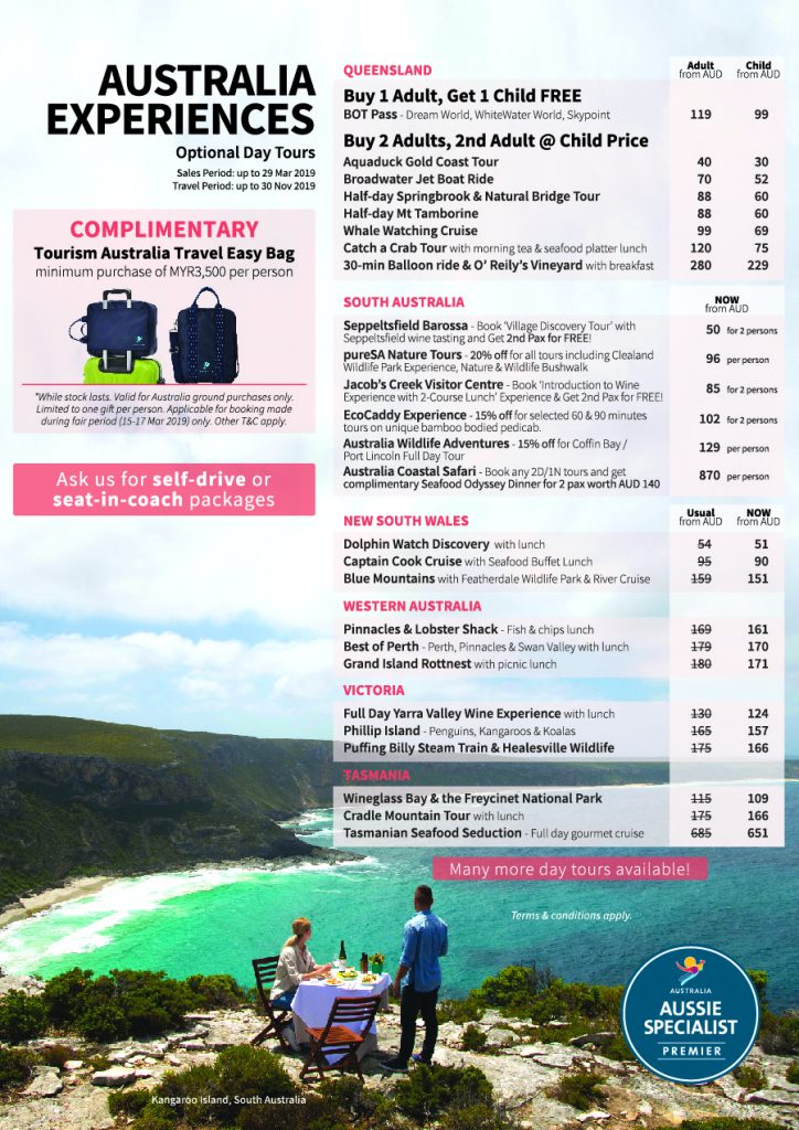 MATTA Fair March 2019 MATTA Flyer Mar19 pg4 Aus