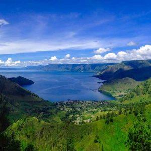 Indonesia Medan Lake Toba btn