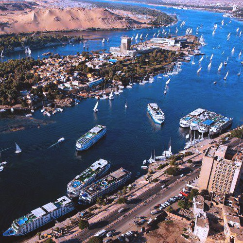 Muslim Packages NILE RIVER