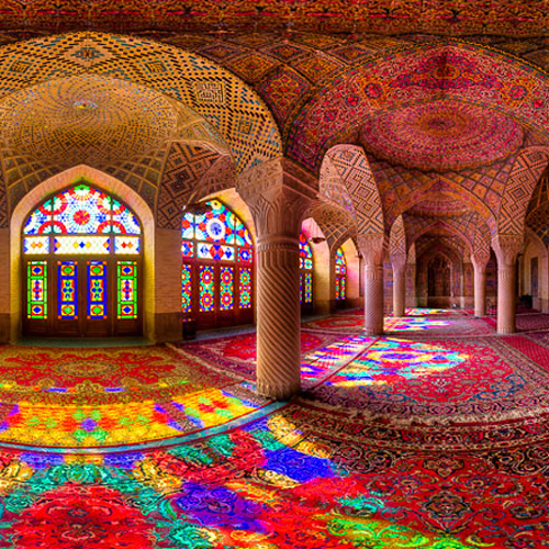 Muslim Packages SHIRAZ IRAN