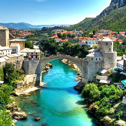 Muslim Packages STARI MOST BRIDGE