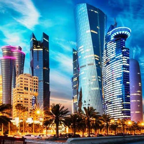 Travel to Qatar Btn Doha QR