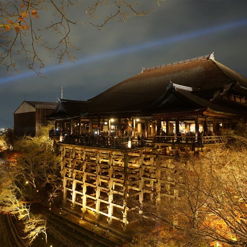 12D11N World Heritage Btn Japan kyoto