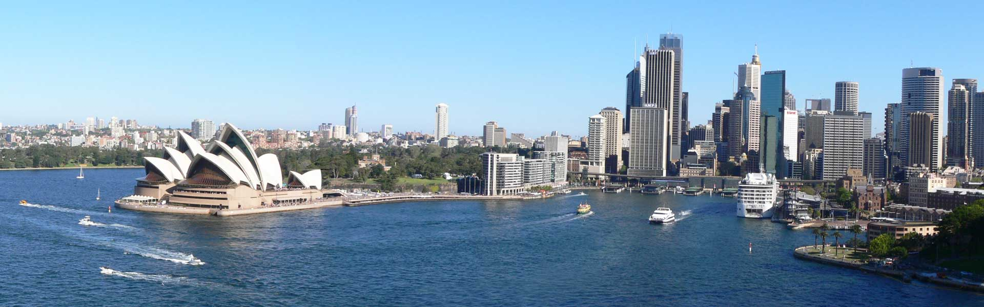 Sydney Optional Tour