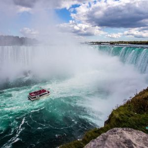 Travel to USA East Coast Btn Niagara Falls