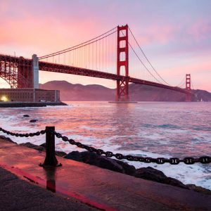 Travel to USA West Coast Btn san fransico