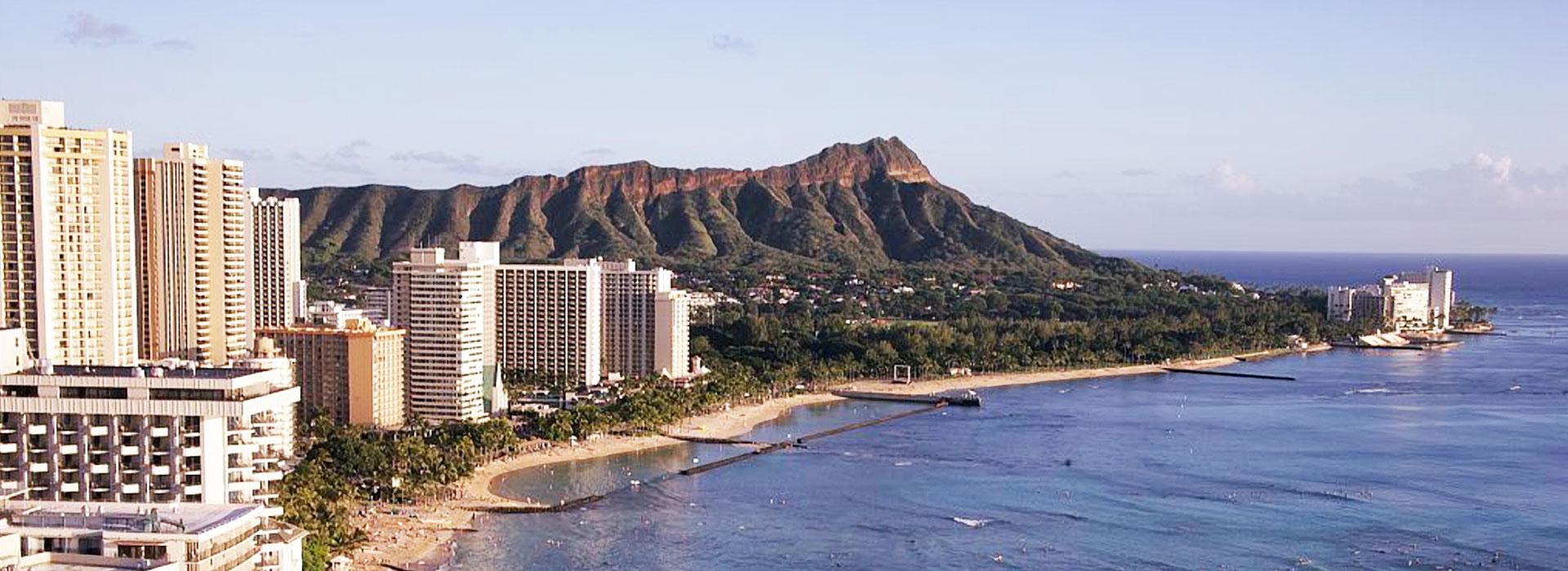 5D4N Oahu, Maui or Island of Hawaii (Big Island)