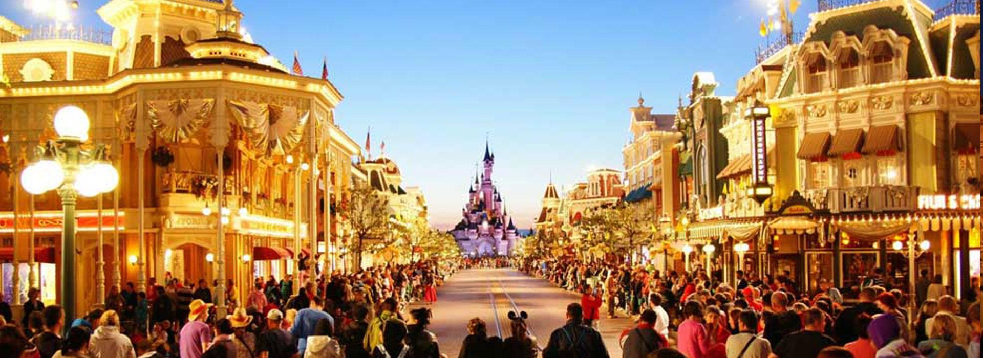 4D3N Paris with Disneyland®