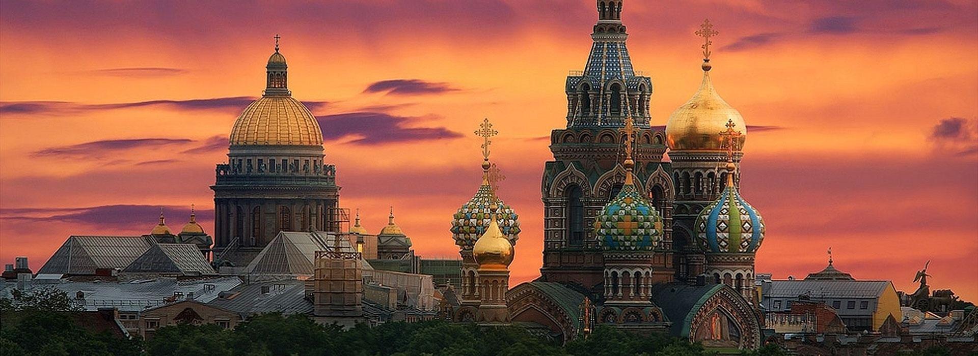 8D7N St. Petersburg & Moscow