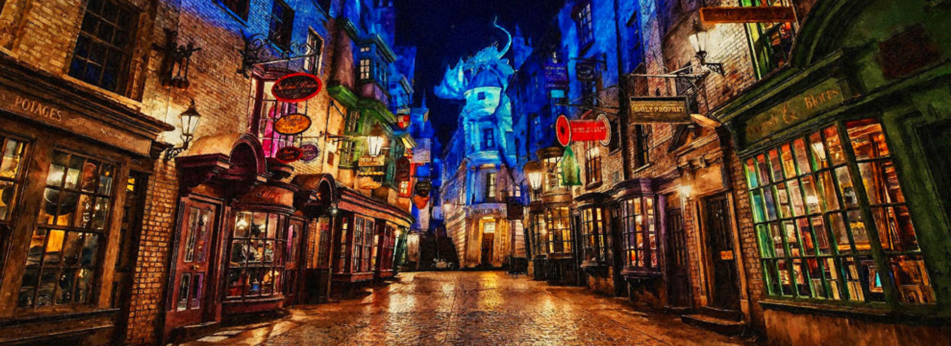 4D3N London with Ultimate Harry Potter Experience