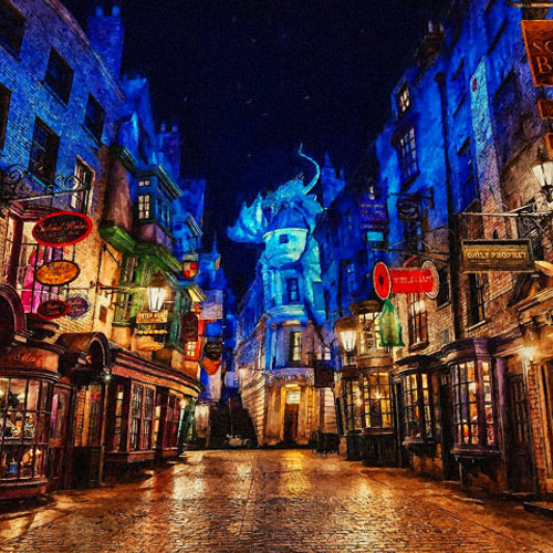 4D3N London with Ultimate Harry Potter Experience UK3 btn