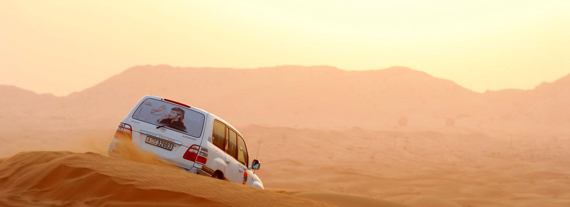 4D3N Dubai Adventure