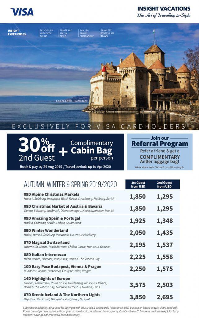 Insight Vacations IV AWS Visa q2
