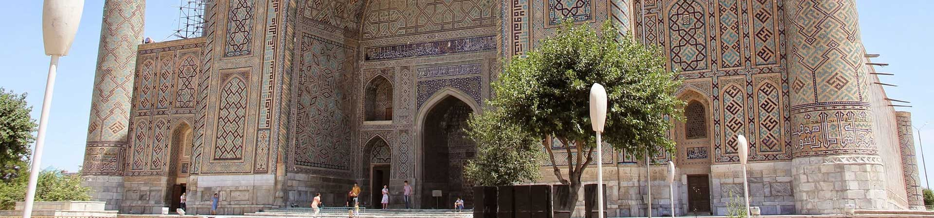 6D5N Essence of Uzbekistan