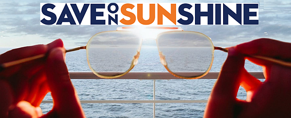Holland America Save on Sunshine SAVE ON SUNSHINE