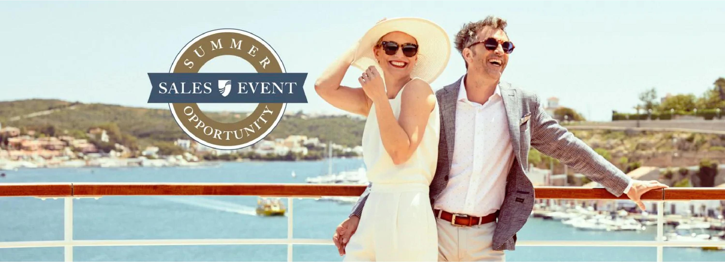 Seabourn Summer Opportunity Sales Event Seabourn Summer