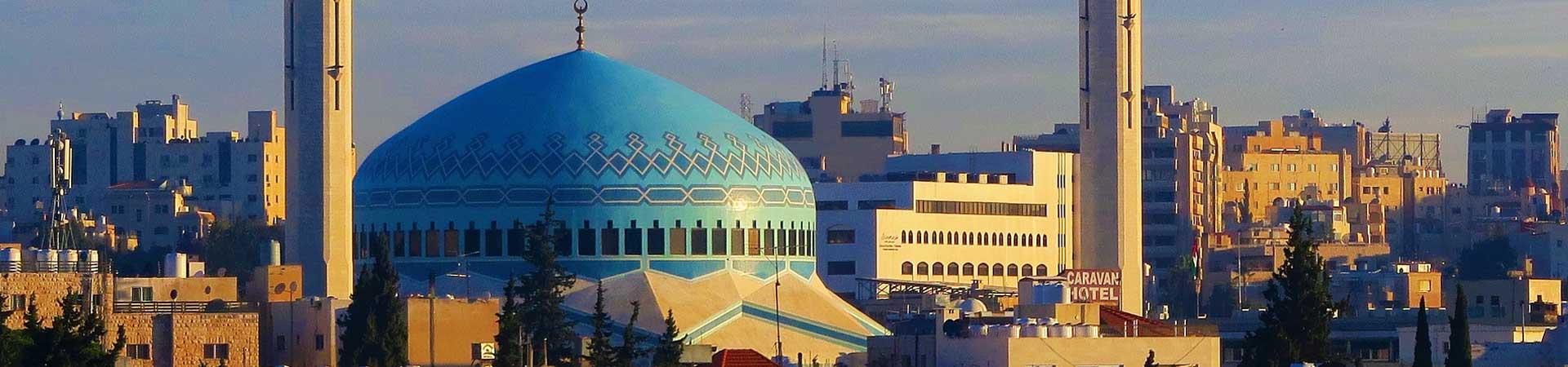 6D5N Jordan-Palestine