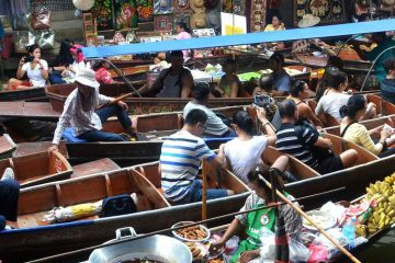 4D3N Bangkok Halfboard LP Bangkok Floating Market
