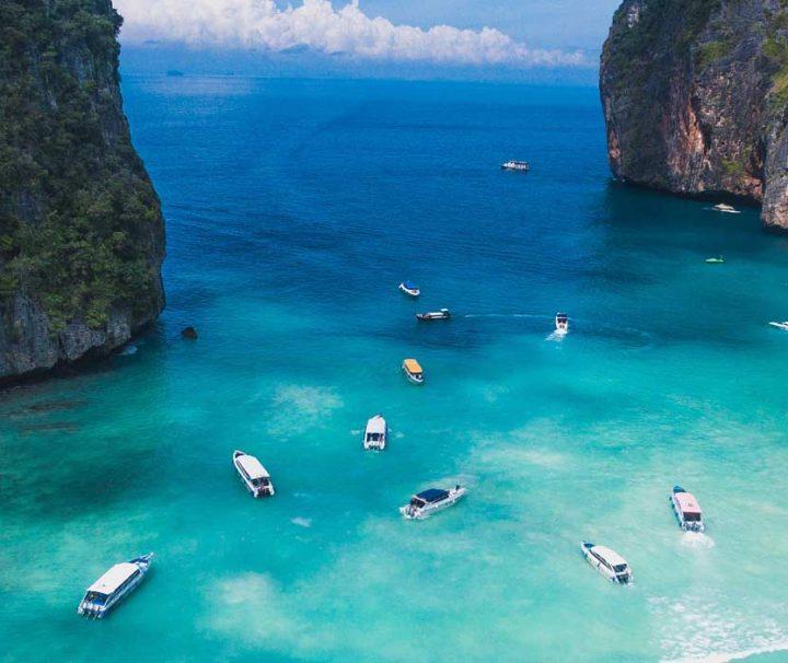 Thailand Optional Tours LP Thai PhiPhiIsland