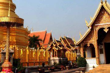 4D3N Chiang Mai & Lampang Tour LP Thailand