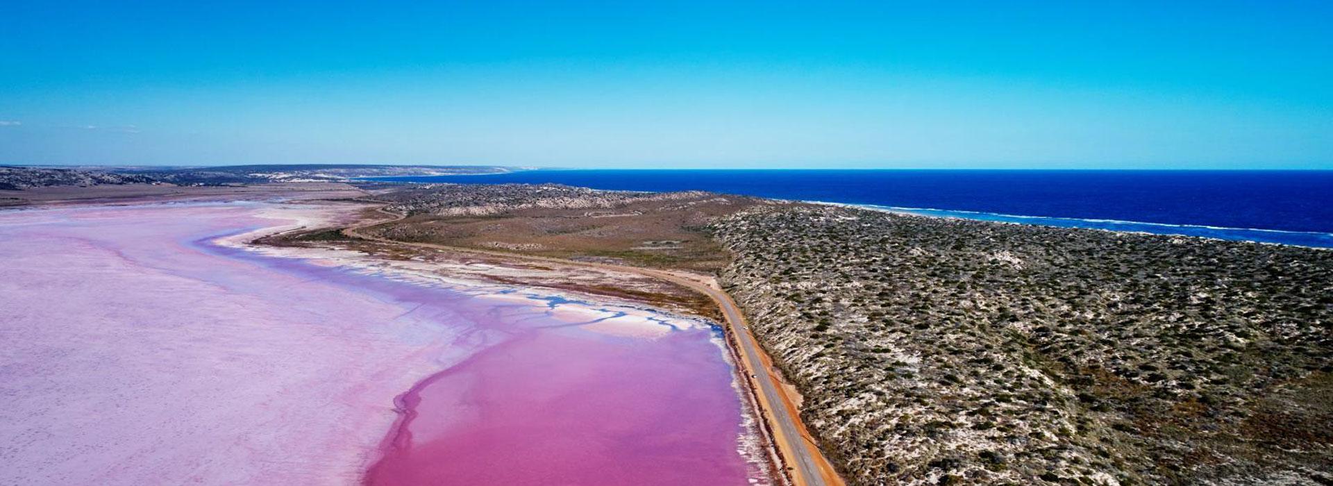5D4N Perth Pink Lake