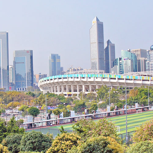 Muslim Packages 4D3N Discover Guangzhou and Zhuhai Banner