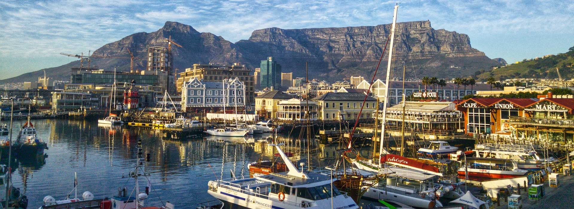 5D4N Enchanting Cape Town