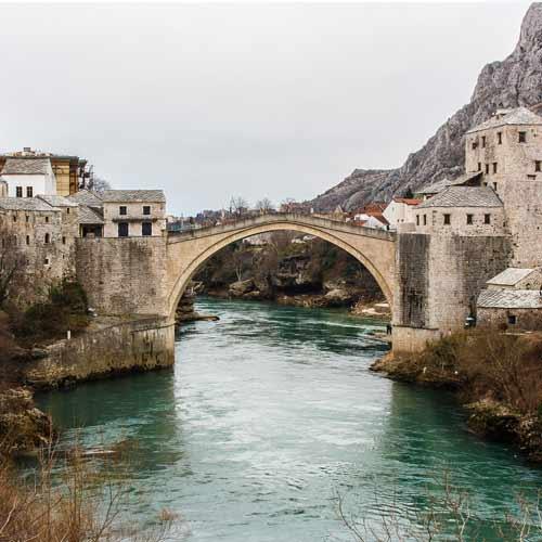 Muslim Packages Btn Bosnia Balkan