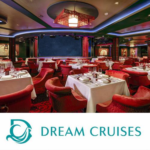 Dream Cruises DC SILK ROAD DINING