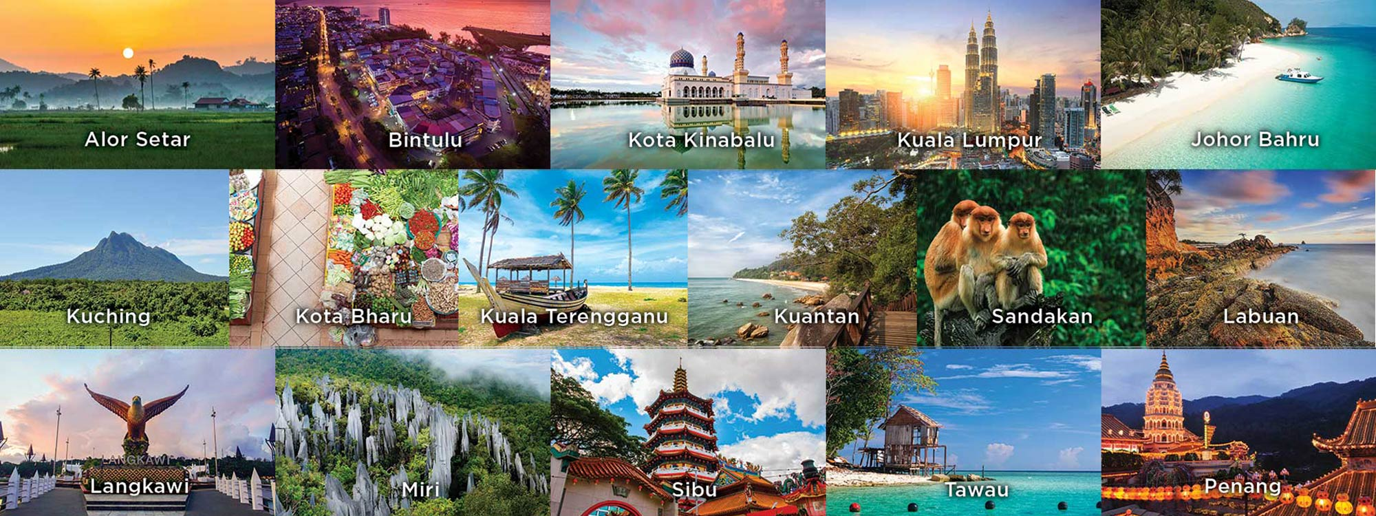 Malaysia Airlines 24 Hours Flash Deals DOM Destinations