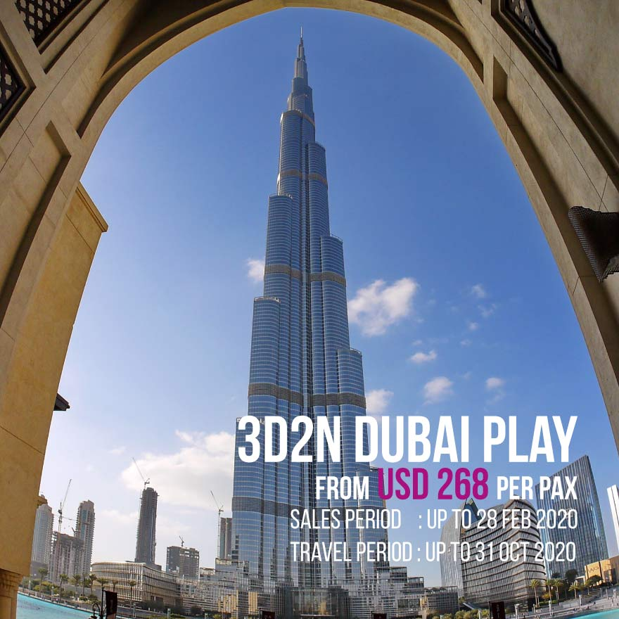 UAE BTN Dubai Play 2