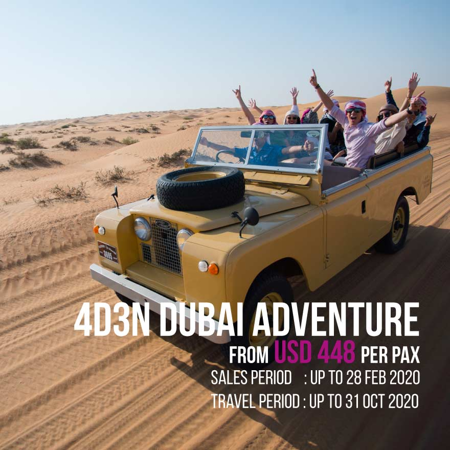 UAE BTN Dubai Adventure 2