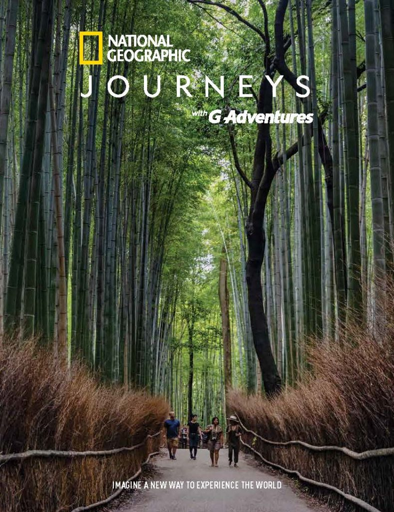 National Geographic Journeys 2020 NG Journeys
