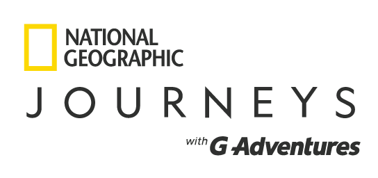 National Geographic Journeys NG Journeys logo