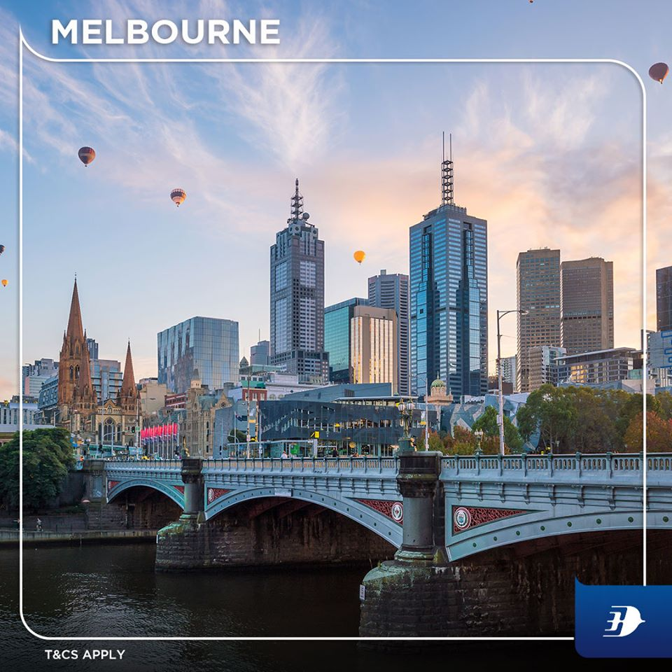 Malaysia Airlines Leap-Year Weekend Sale – 40% off fares MH MELBOURNE