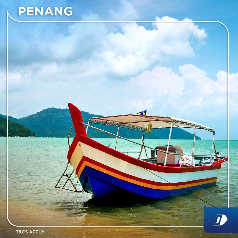Malaysia Airlines Leap-Year Weekend Sale – 40% off fares MH PENANG