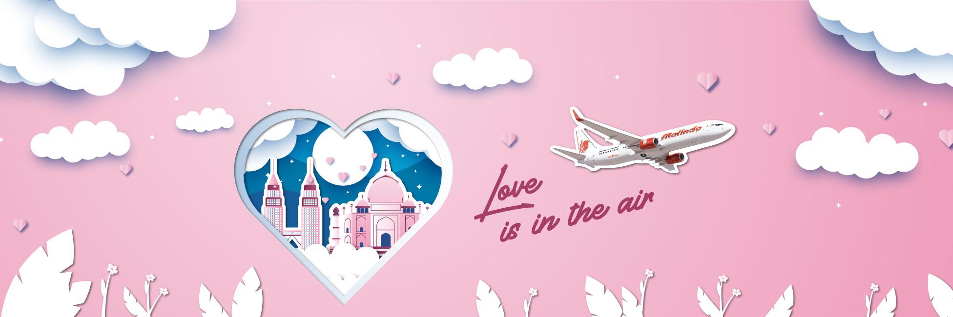 Malindo Air Valentine Promo malindo valentine promo