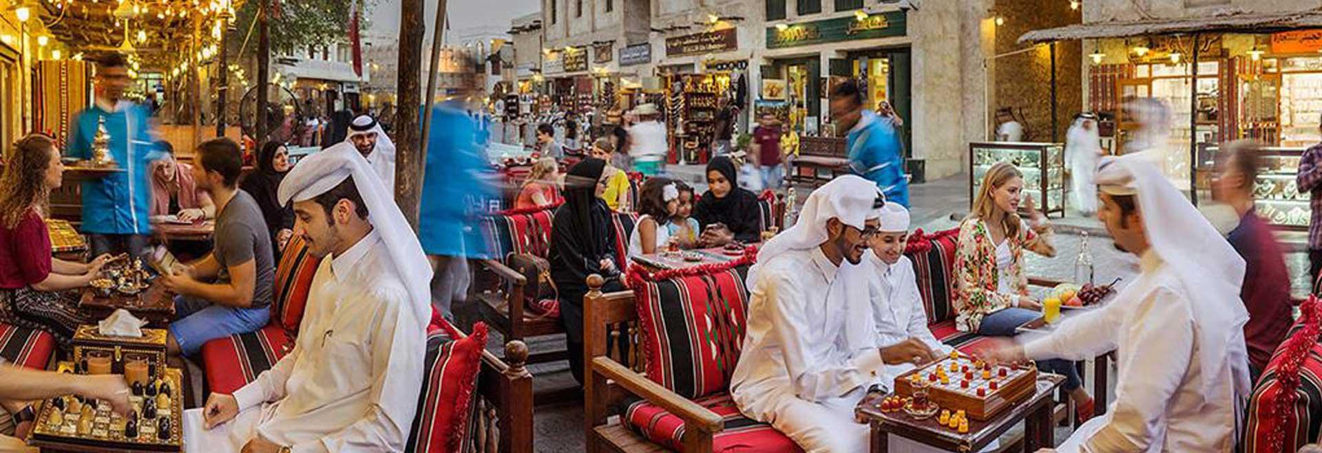4D3N Qatar Escape