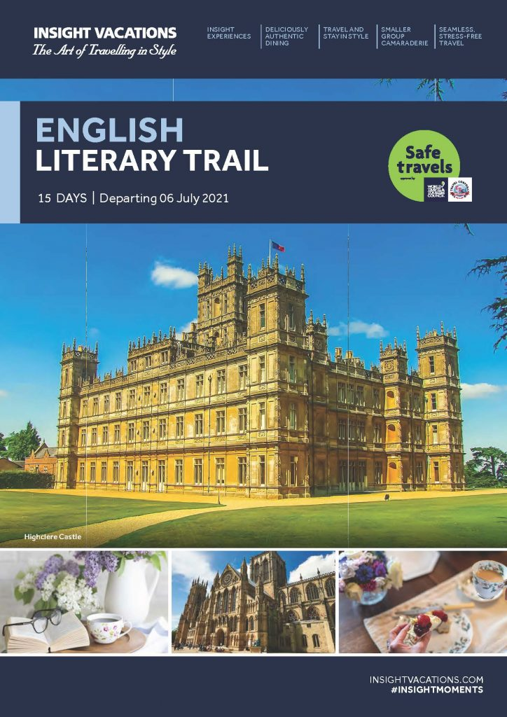 Insight Vacations CIT English Literary Trail