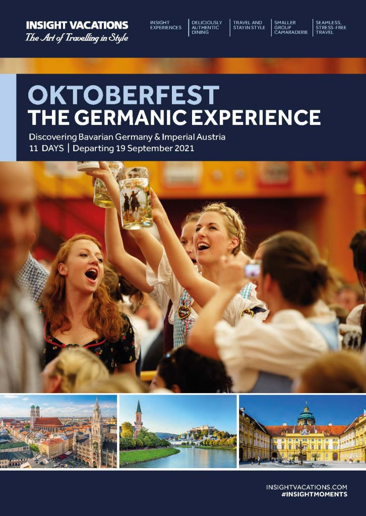 Insight Vacations CIT Oktoberfest 2021
