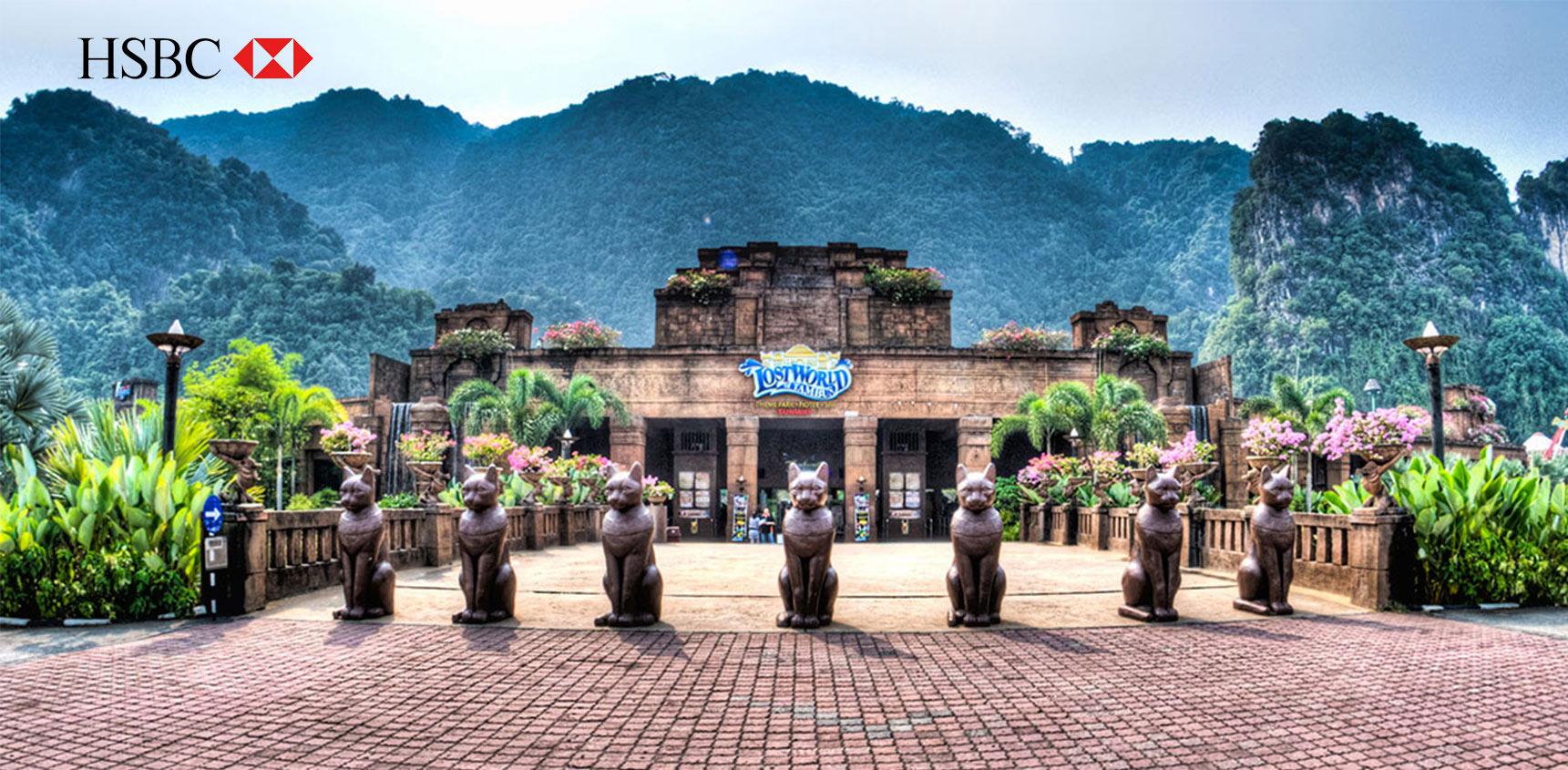 HSBC Travel Deals Lost World of Tambun General