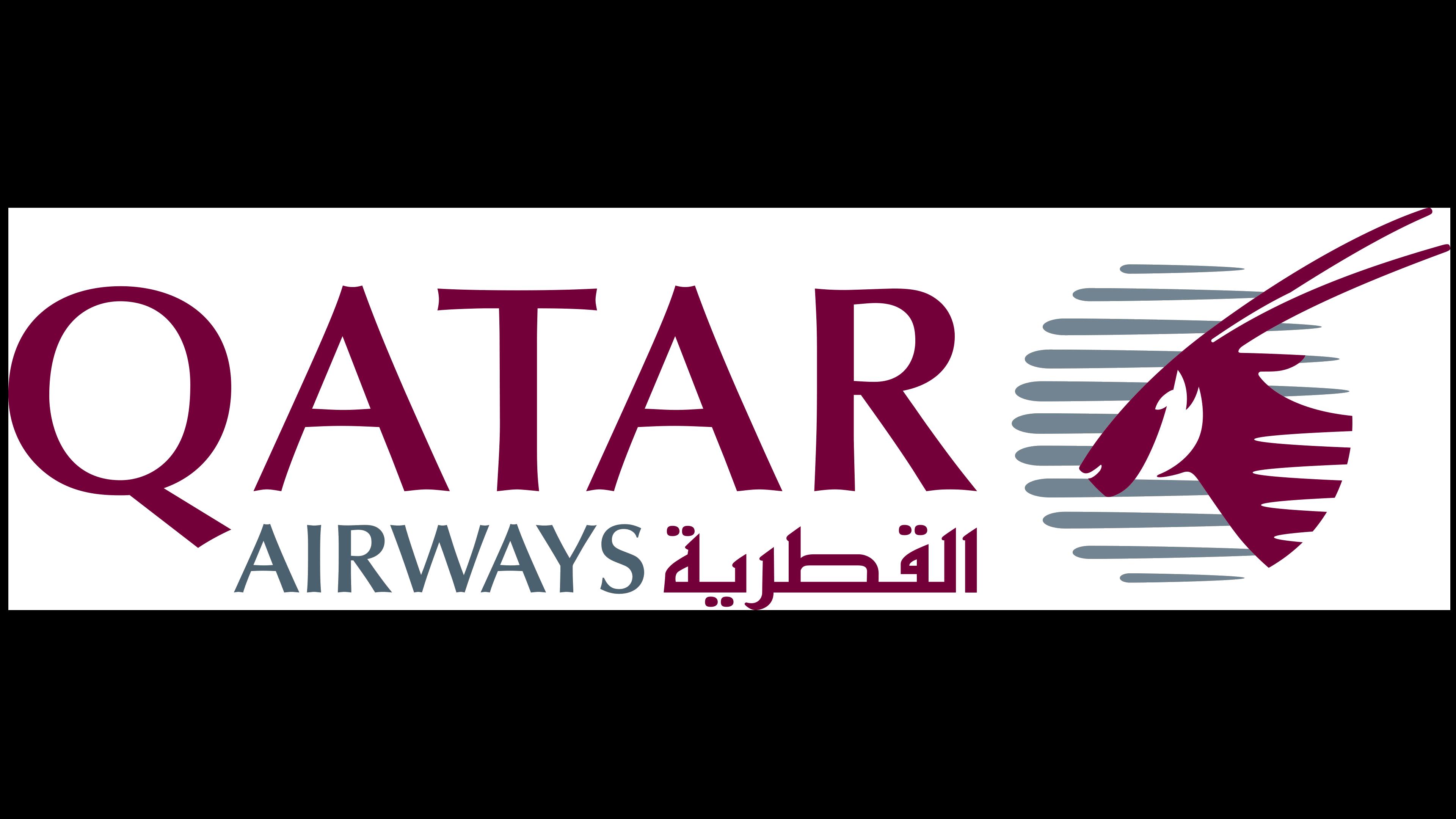 Rediscover UK with Qatar Airways Qatar Airways Logo